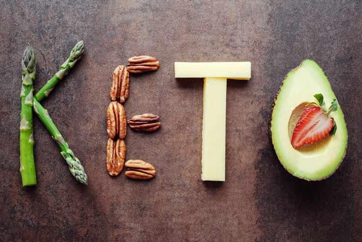 dieta chetogenica per 50 giorni