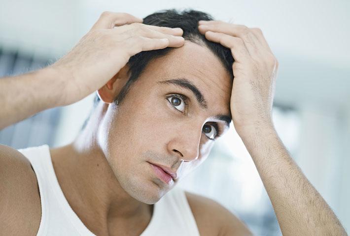 Complesso di vitamina per capelli da perdita e per crescita