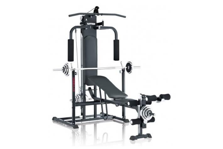 Attrezzi fitness per allenare le braccia a casa - Piccola palestra in casa ...