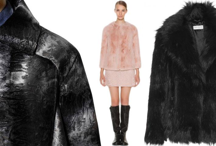 Moda autunno inverno 2014 2015: la pelliccia si fa ecologica