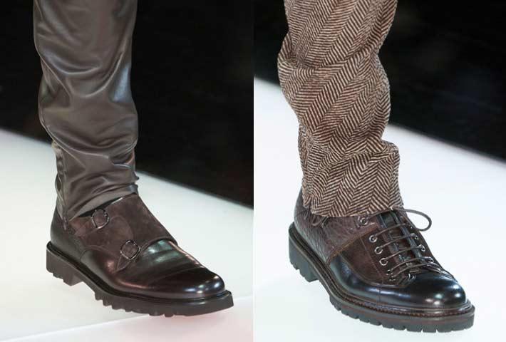 scarpe uomo tendenze e modelli autunno inverno 2015 2016