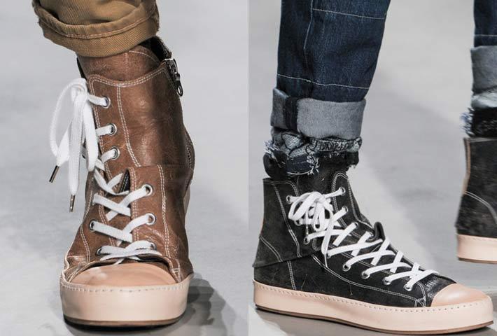 scarpe stile converse uomo