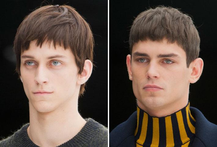 Taglio capelli uomo 2015 pochi capelli