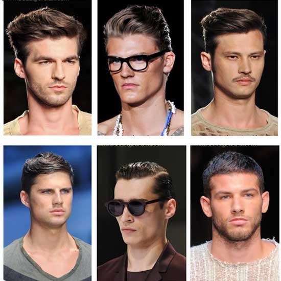 Tagli di capelli piu usati uomo