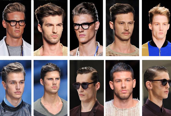 Taglio capelli corti uomo primavera 2014