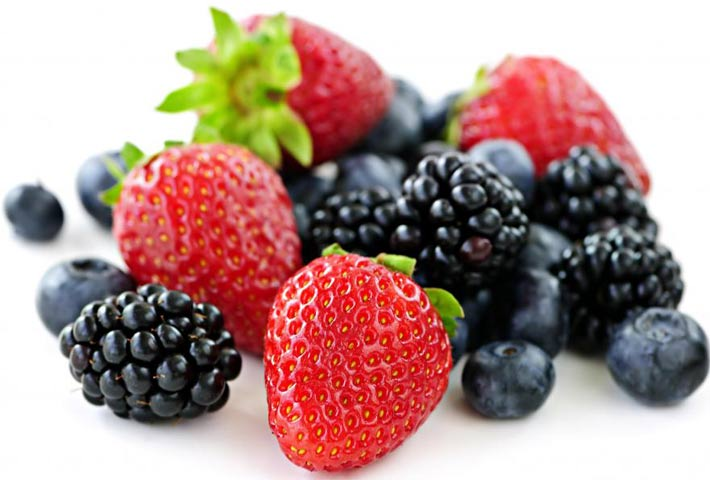 La frutta con meno contenuto di zuccheri for Frutta con la o iniziale