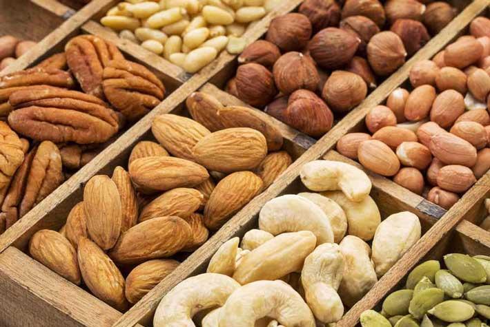 Populaire Frutta Secca: Proprietà E Benefici (Non Fa Ingrassare) PF22