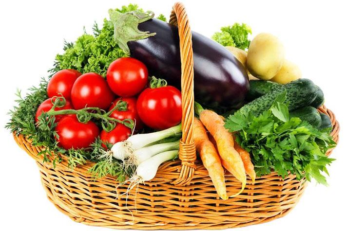 Lista di verdure e ortaggi con meno carboidrati for Decorazioni con verdure e ortaggi