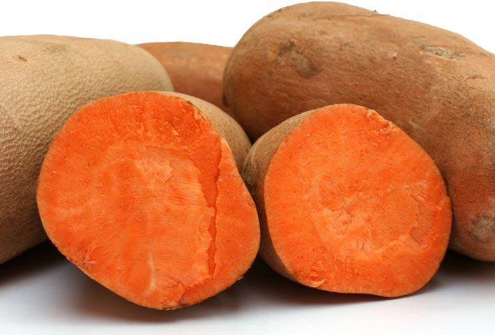 I benefici delle patate dolci contro la depressione e lo for Patate dolci americane