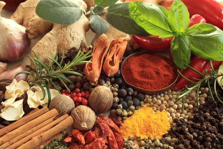 Erbe e spezie in cucina quali usare per migliorare la salute - Le spezie in cucina ...