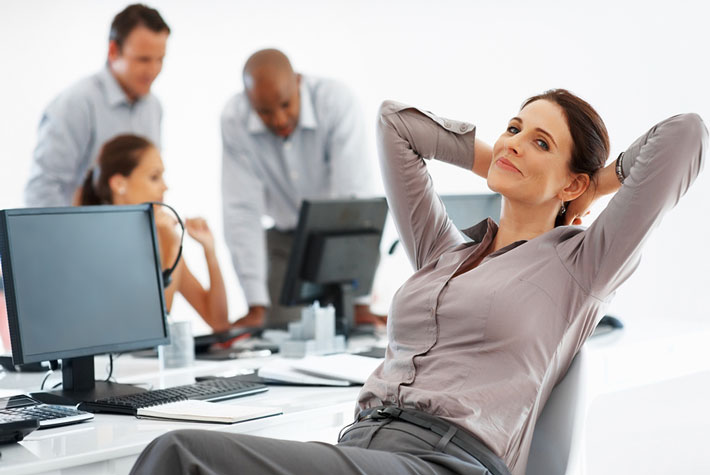 Relax in ufficio 5 modi per rilassarsi a lavoro for Ufficio lavoro