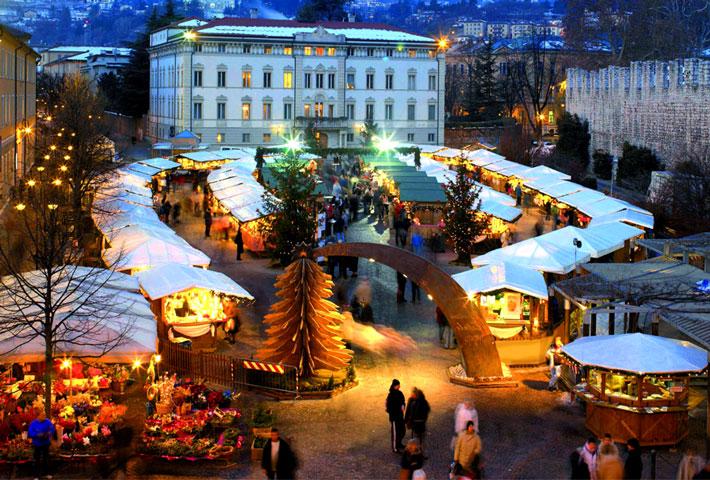 Dove andare in vacanza a dicembre sagre ed eventi in italia for Vacanze a novembre in italia