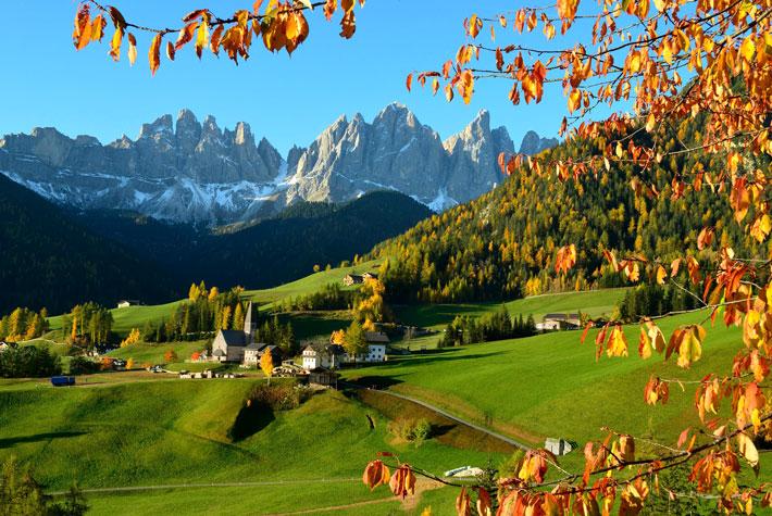 dove andare in vacanza a novembre in italia