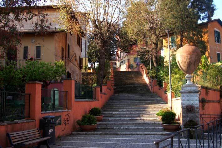 Famosa Villa Di Roma