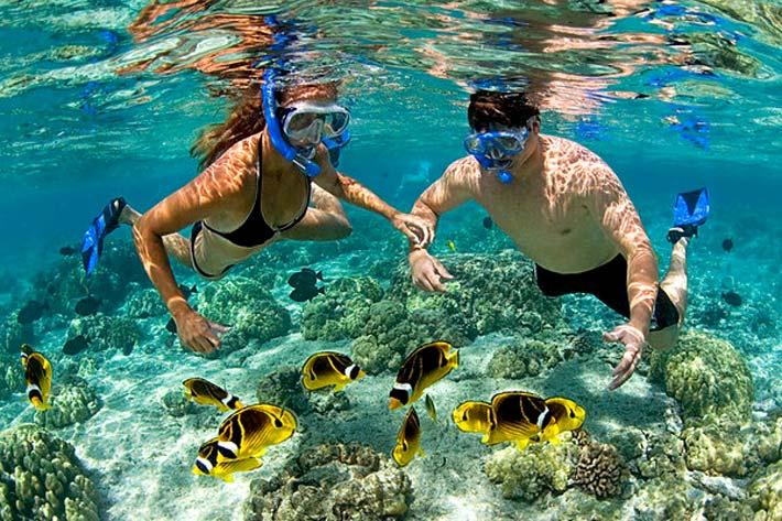 10 tra i migliori posti al mondo per fare snorkeling