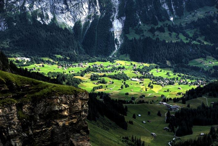 Cosa vedere in svizzera le 10 attrazioni turistiche pi - Dogana svizzera cosa si puo portare ...