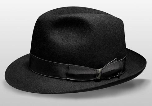 Cappelli Borsalino da uomo: Autunno Inverno 2012 2013