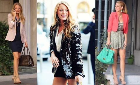 giacche Serena Van Der Woodsen