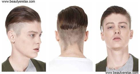 Taglio capelli rasati uomo 2013
