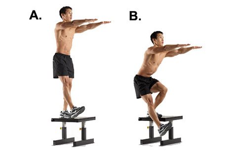 Esercizi Per l'Equilibrio