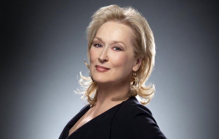Taglio Di Capelli Da Donna Viso Lungo - Meryl Streep