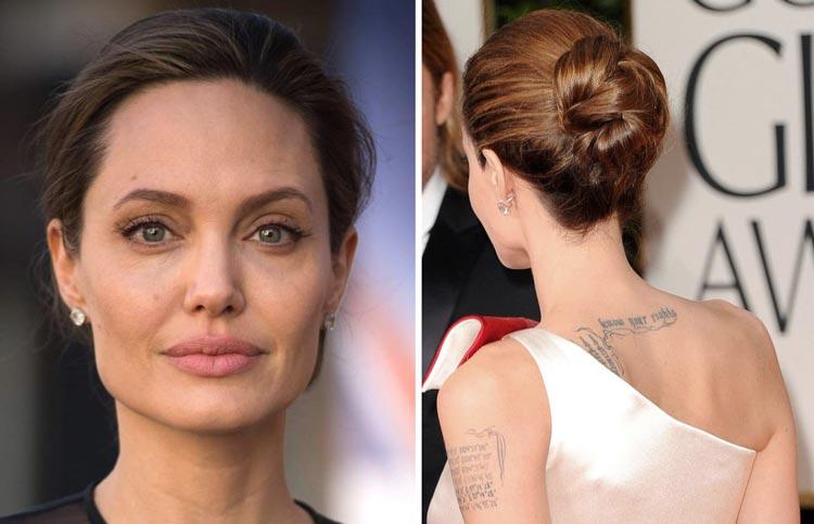 Famoso Tagli Di Capelli Da Donna Per Visi Lunghi – Angelina Jolie – Più Vivi GB75