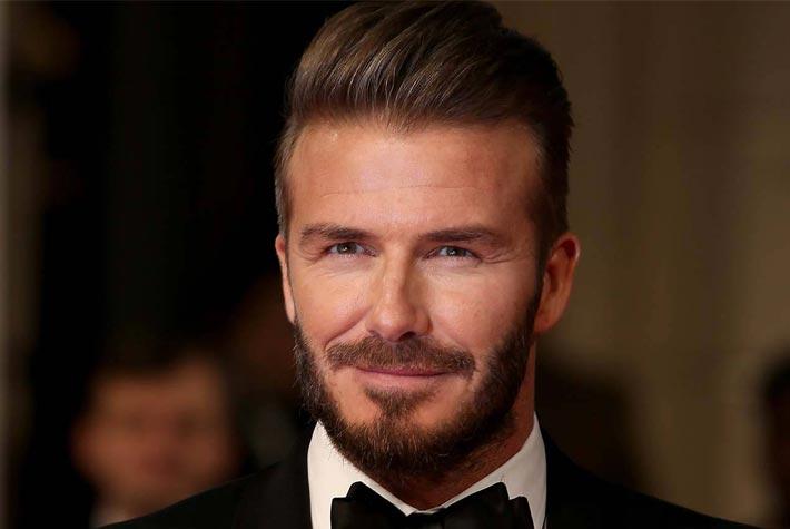 Taglio Capelli Uomo St... David Beckham