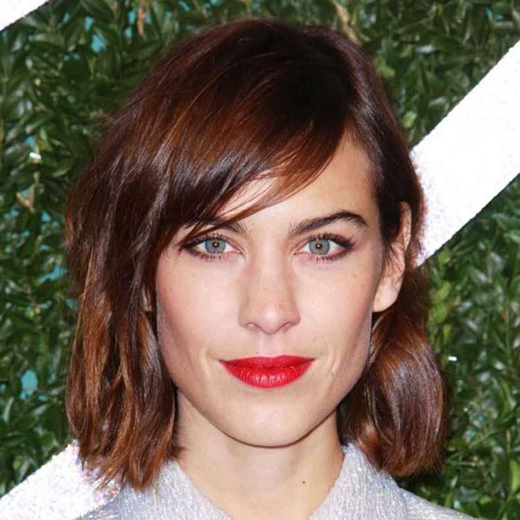Popolare Taglio di capelli corto da donna di Alexa Chung – Più Vivi OY85