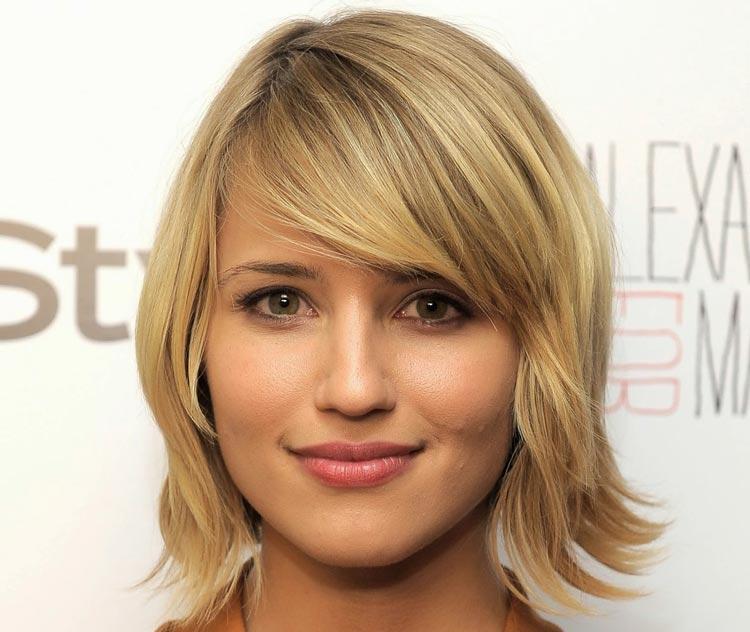 Favorito Taglio di capelli corto da donna di Dianna Agron di Glee – Più Vivi OO67