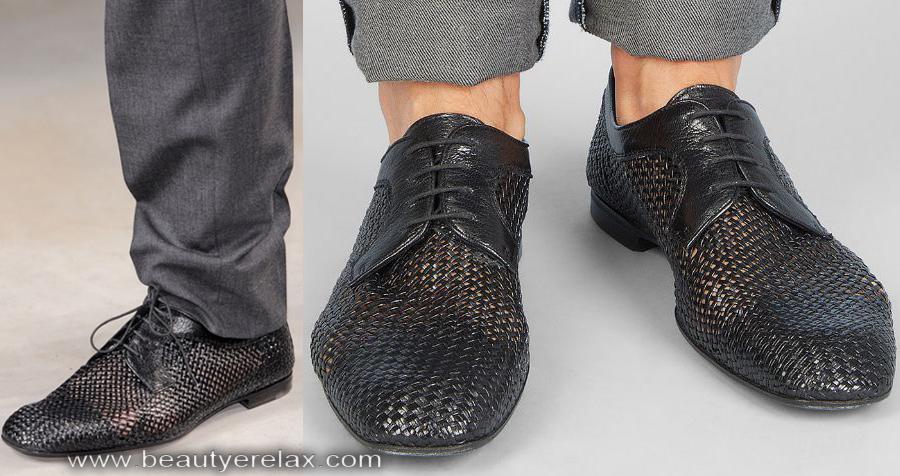 Costo scarpe intrecciate