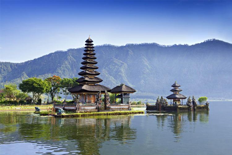 Bali, Indonesia - Tempio Hindu - Isole Più Belle Del Mondo