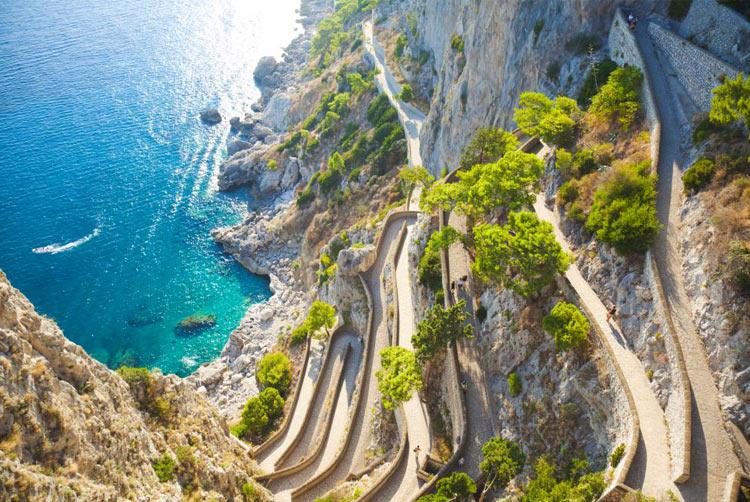 Capri, Napoli - Isole Più Belle Del Mondo