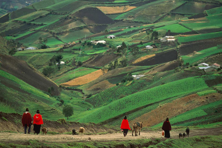 Chimborazo, Ande, Eecuador - Posti Più remoti Ed Estremi Al Mondo