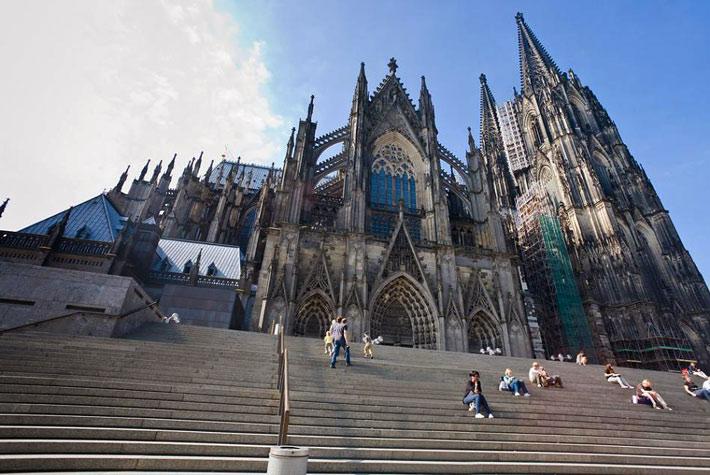 Duomo di Colonia, Germania - Luoghi Sacri Più Visitati d'Europa