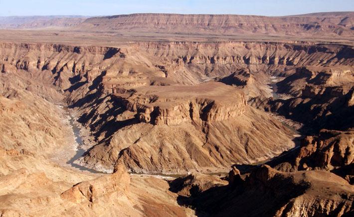 Fish River Canyon - Namibia - Safari In Africa