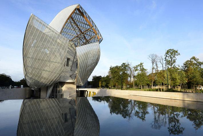 Fondazione Louis Vuitton, Parigi, Francia - Nuovi Musei Più Belli Del Mondo