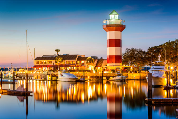 Hilton Head Island, Carolina del Sud - Isole Più Belle Del Mondo