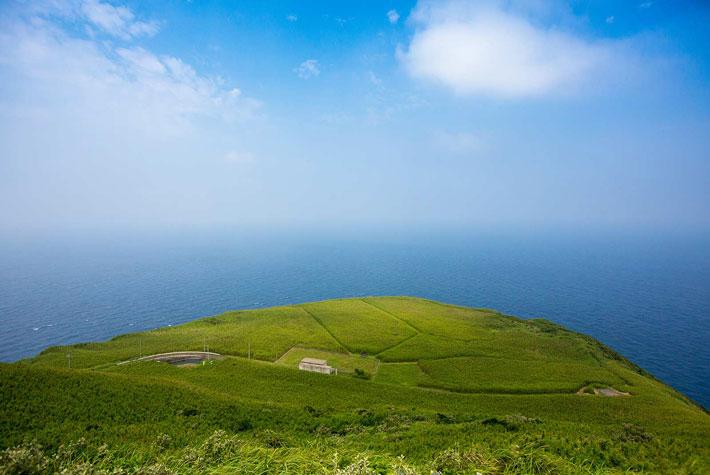 Isola di Aogashima, Giappone - Luoghi Più Remoti Sulla Terra