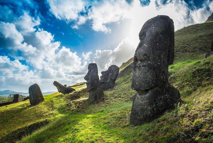 Isola di Pasqua (Rapa Nui) - I Luoghi Più Remoti Al Mondo