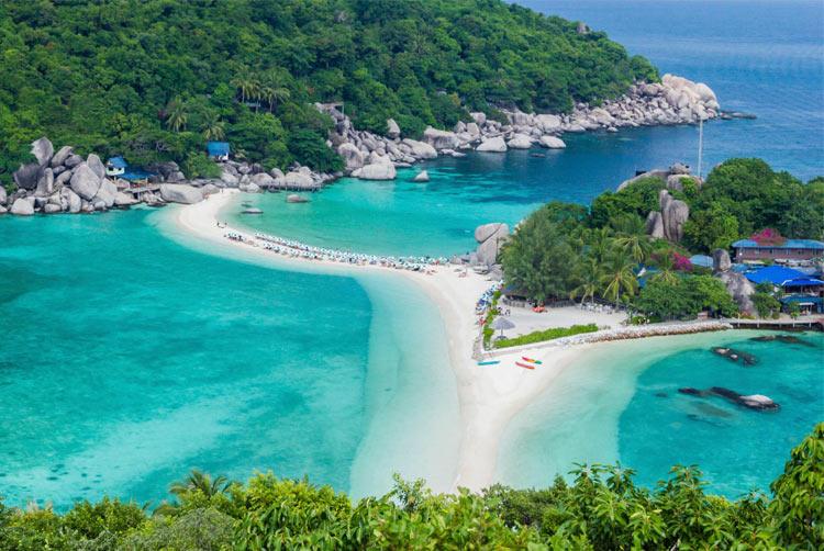 Koh Tao, Thailandia - Isole Più Belle Del Mondo