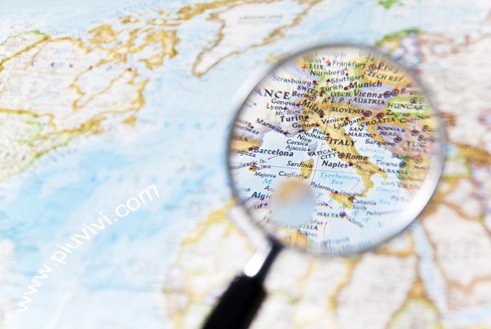 Classifica Dei Luoghi Più Visitati D'Europa