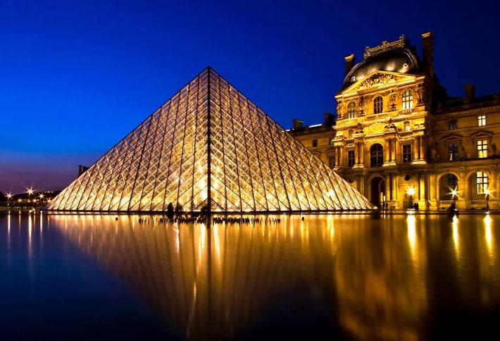 Museo del Louvre Parigi - Musei Più Visitati d'Europa