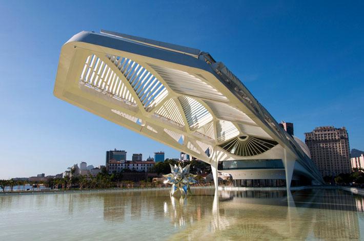 Museum Of Tomorrow, Rio De Janeiro, Brasile - Nuovi Musei Più Belli Del Mondo