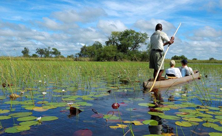Delta Dell'Okavango - Botswana - Safari In Africa