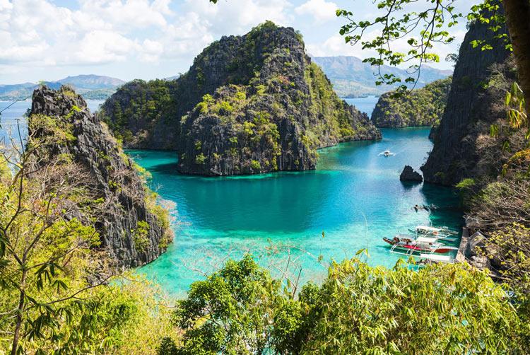 Palawan, Filippine - Isole Migliori Del Mondo