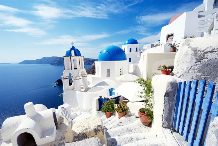 Santorini, Grecia - Isole Più Belle D'Europa E Del Mondo