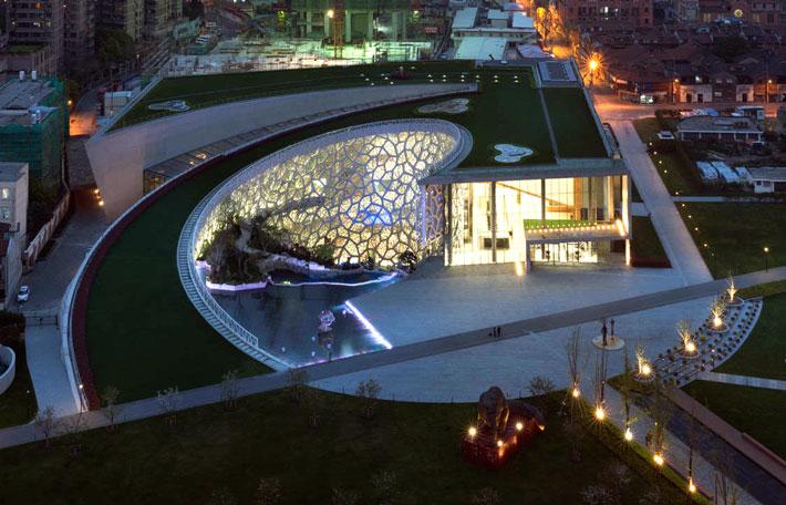 Shanghai Natural History Museum, Cina - Nuovi Musei Più Belli Del Mondo