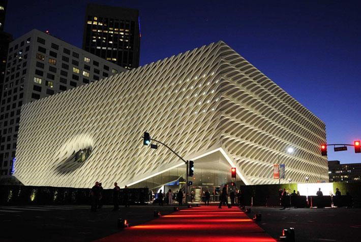 The Broad Museum, Los Angeles - Nuovi Musei Più Belli Del Mondo