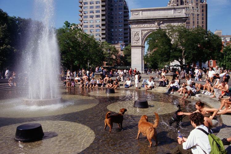 Washington Square Park, Manhattan - Parchi Urbani Pubblici Più Famosi A NYC