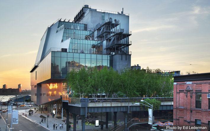 Whitney Museum of American Art, Manhattan, NYC - Nuovi Musei Più Belli Del Mondo